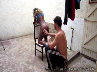 Порно видео массаж с негром и его грудастой
